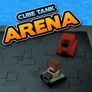 Cube Tank Arena on StarfallGamer